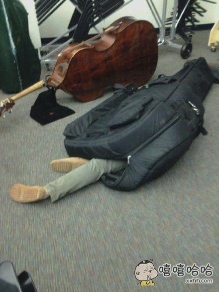 实用的吉它包睡袋