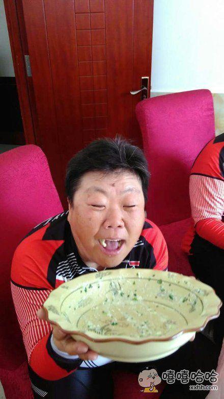 阿姨吃的一本满足!