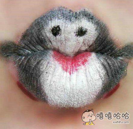 好可爱的嘴唇