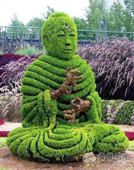 哪路神仙打造的如此神秘的花园