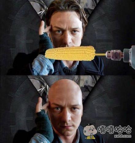 国外已经把电钻吃玉米这个梗玩坏了