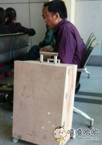 一看就是老木匠了!