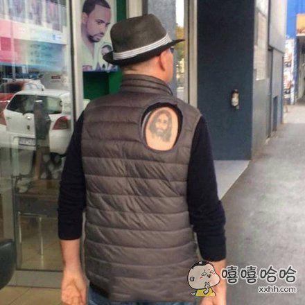 这纹身没白纹