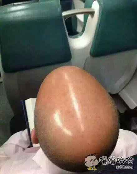 乍一看,真像一颗卤蛋。
