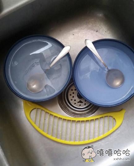 被洗了很开心~