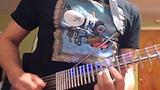 牛人!小哥用钢管自制电吉他