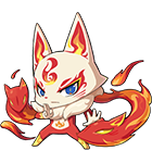 超凡巴迪龙火·灵狐