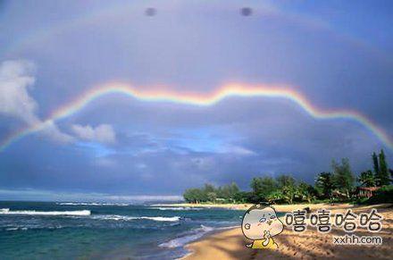 彩虹你怎么了!