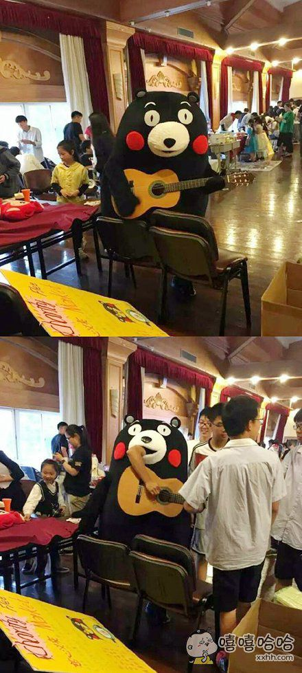 熊本吃了一个音乐人?