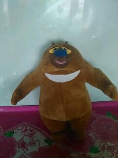 我得熊,萌萌的。。。。。。