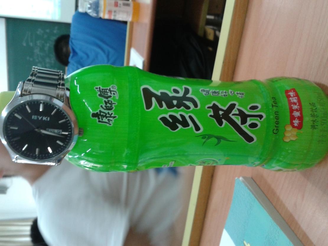终于见到真的绿茶表了