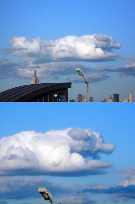 天边有只云做的狗,有只云做的狗