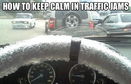 传说中可以在堵车过程中舒缓心境、消却烦躁的外设