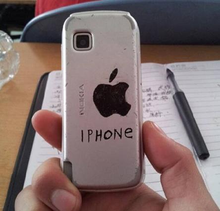 刚买的iPhone8,才998,我是不是赚了