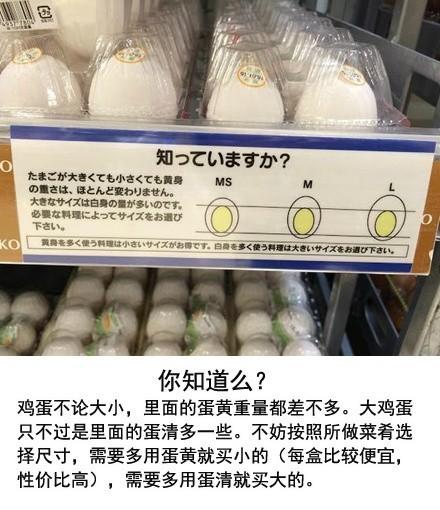 逛个超市竟然涨姿势了……