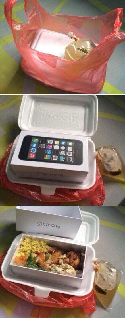 网友说他收到一个这样的生日礼物…这大喜大悲来得太快了...