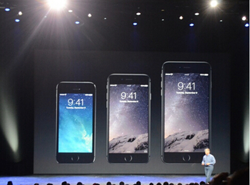 看到iPhone6出来,我放心了,终于可以省颗肾了
