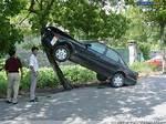 大哥,你是怎么开车的啊?