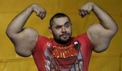 如果不强身建提体,肌肉就会下垂哦