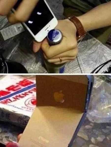 昨天同事为了证明苹果比诺基亚好。