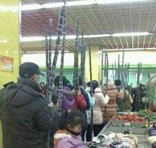 超市甘蔗打特价,于是出现了丐帮