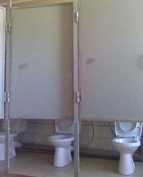这样的厕所你敢上吗?