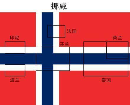 这国旗也太……
