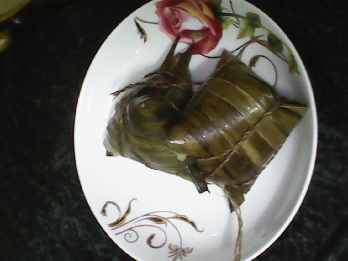 端午了,吃个粽子吧。