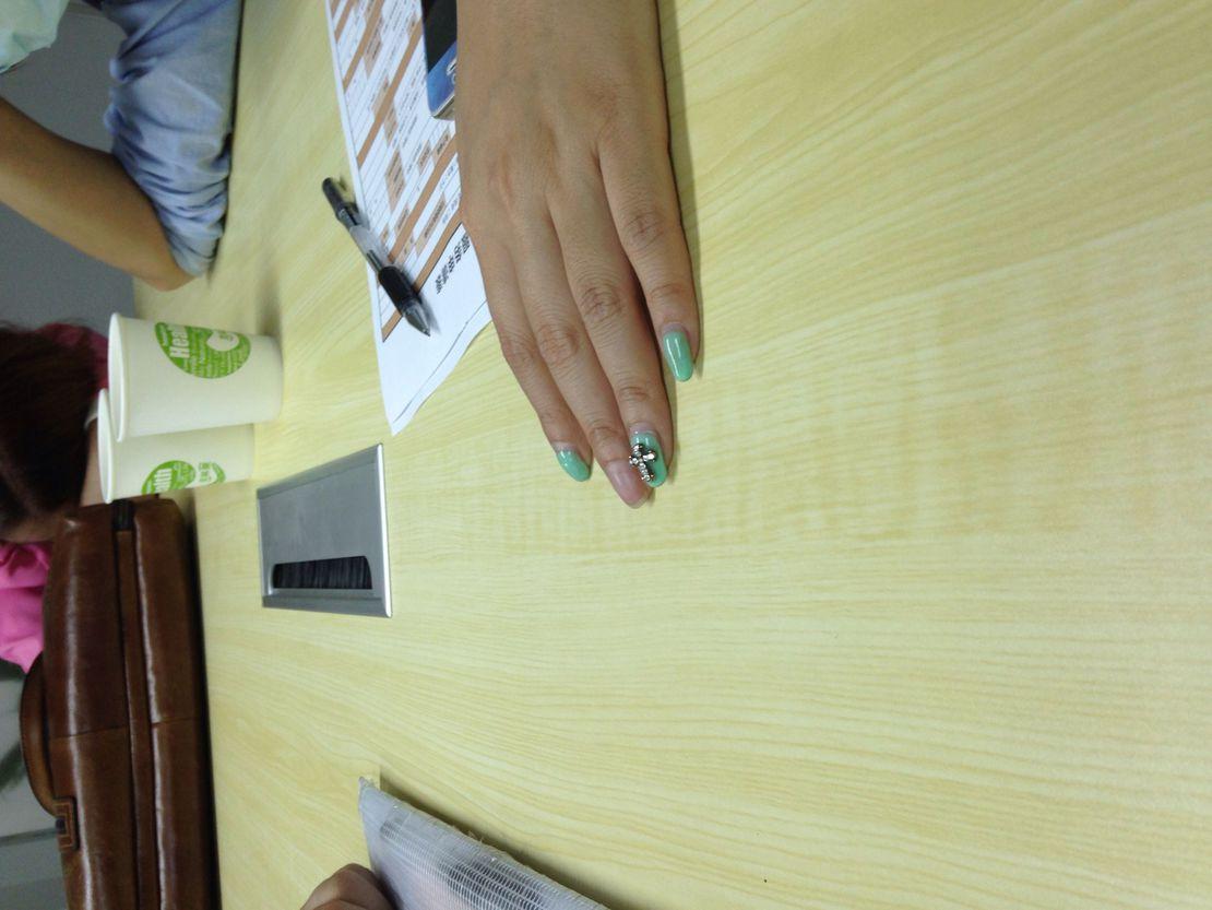 好漂亮的指甲