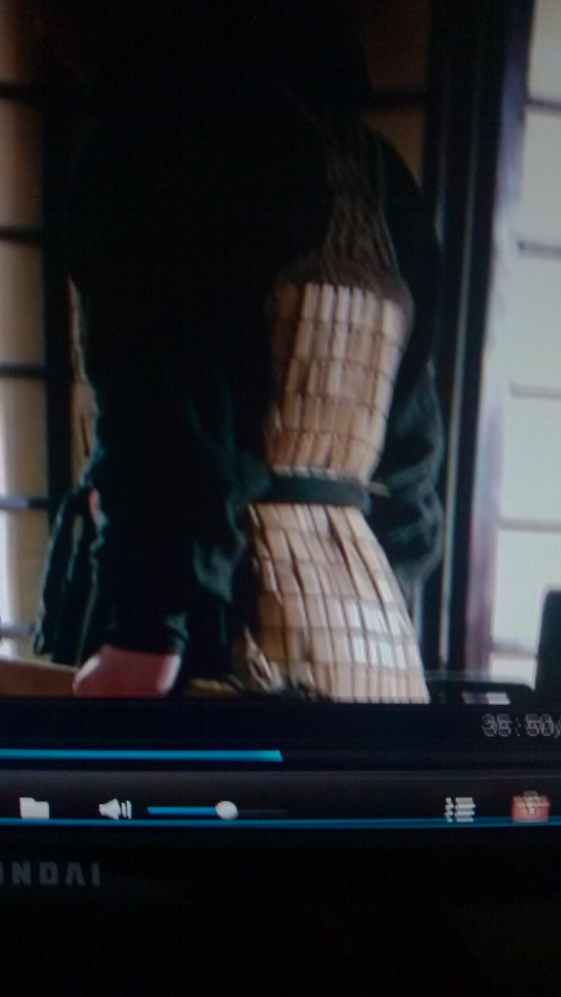 护卫哥哥你穿的可是麻将牌凉席?!