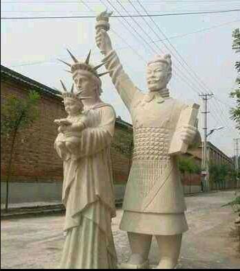 中国终于把美国压在身下了!