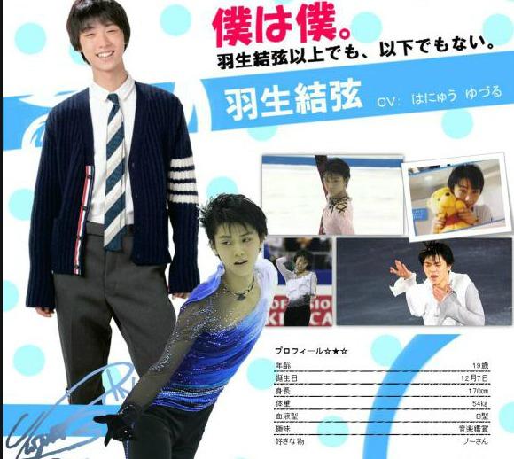 索契冬奥会结束了,这次的冬奥捧红了来自日本的男子花样滑冰金牌得主--羽生结弦