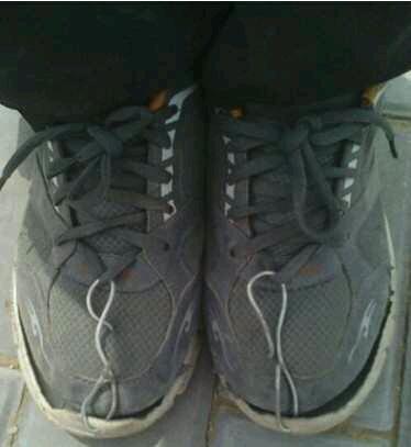 小盆友,是时候买双鞋了…