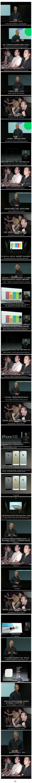 苹果5发布会现场。。。