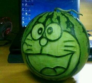 你确定它是西瓜??????