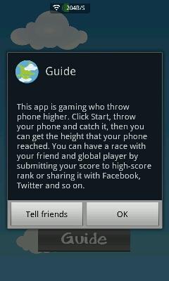 嗯,这个游戏的开发人用的一定是诺基亚(第一发冷蛋,龙套之神木jj,不谢)