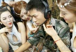 你太小看中国军人的毅力了