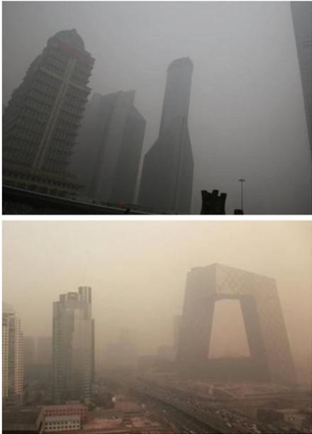 【上海跟北京的空气区别】上海的口感虽然层次感强,但缺少北京那种扑面而来的气势,而且少了那么点老灰的醇厚。上海的PM2.5虽然在气场上小了一圈,却多了些小资的味道,同样是PM2.5,北京的更接近PM3,上海更接近PM2。硬要说的话,一个带有涮肉的酣畅感,一个带有猫屎咖啡的细腻和情趣。