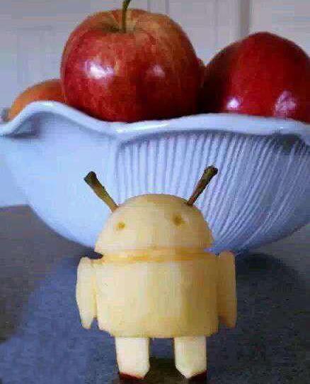 用苹果打造顶级安卓.....