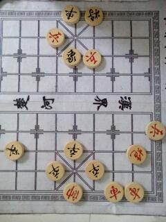 """传说四大名局之首的""""七星聚会""""    求高手解~"""