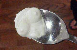 吃个酸奶都能这样,这是上天暗示我国庆期间有桃花运?