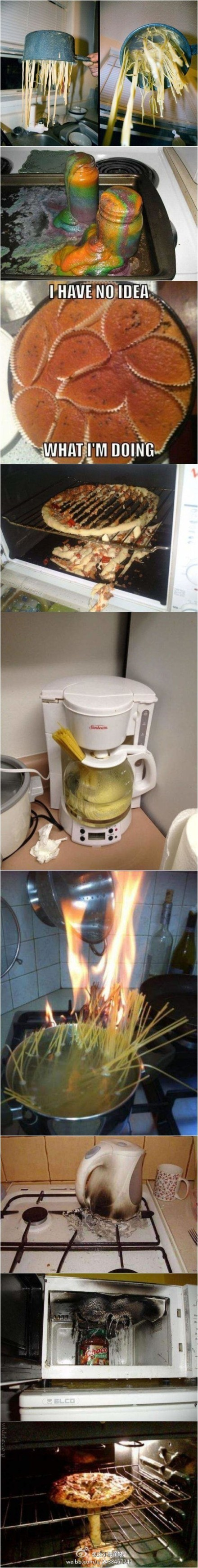 如果想学做饭的女生少一点,我们的世界会好得多。