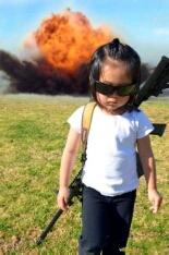 我没写完作业,所以一激动就把学校毁了-_-# 我不是故意的啊,