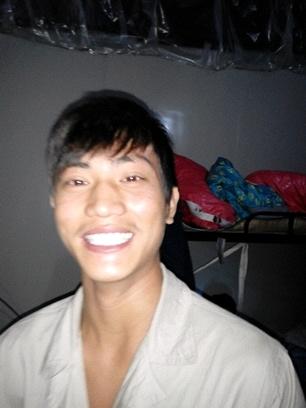 宿舍的一哥们,是可以做黑人牙膏的代言人,还是秒杀龇牙哥,?