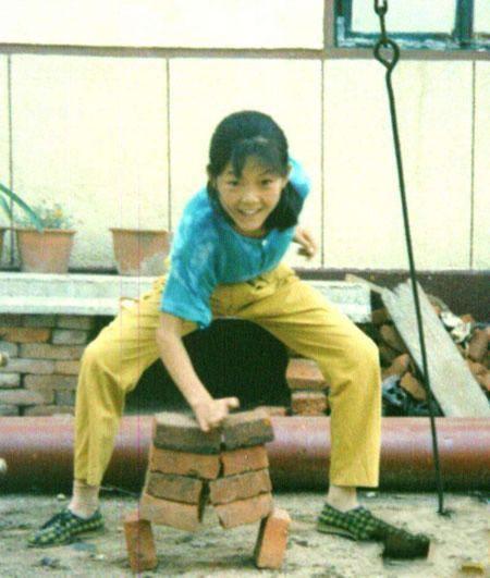 老婆1993年照片!而至今我家庭地位上不去的原因似乎找到了!