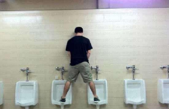 原来厕所是这么用的