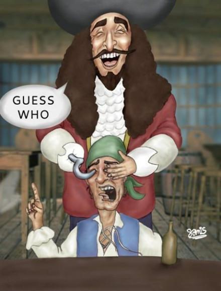 海盗为何大多是独眼龙?!