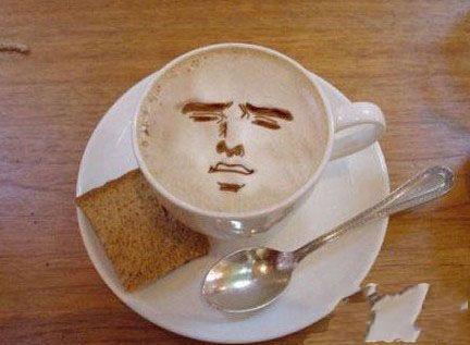 下午犯困么?来杯咖啡吧