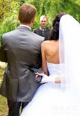 喜欢这样的新娘