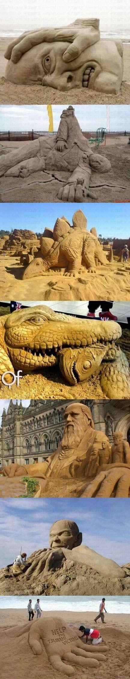 沙雕太艺术了